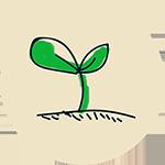 Roślinka-150